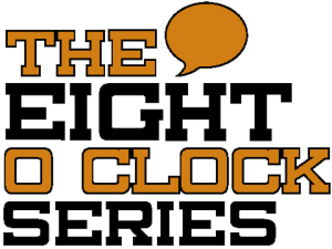 8 O'Clock Series Logo Colour